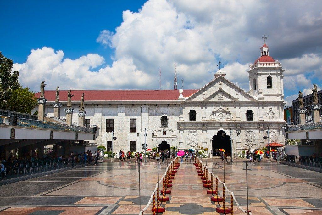 Basilica Minore del Santo Nino is a minor basilica in Cebu City, Philippines