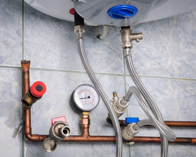 bathroom sink pipe