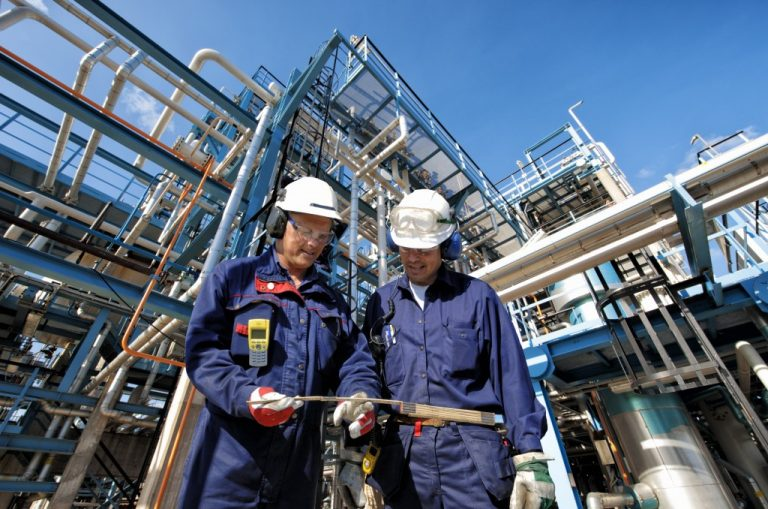 chemical plant engineers