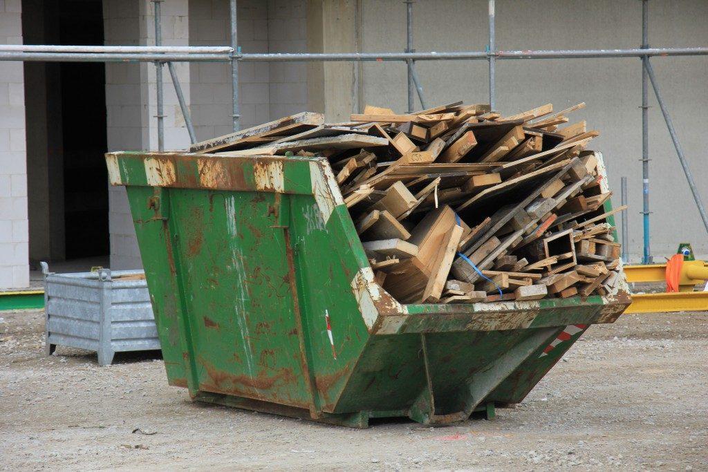 construction wastes