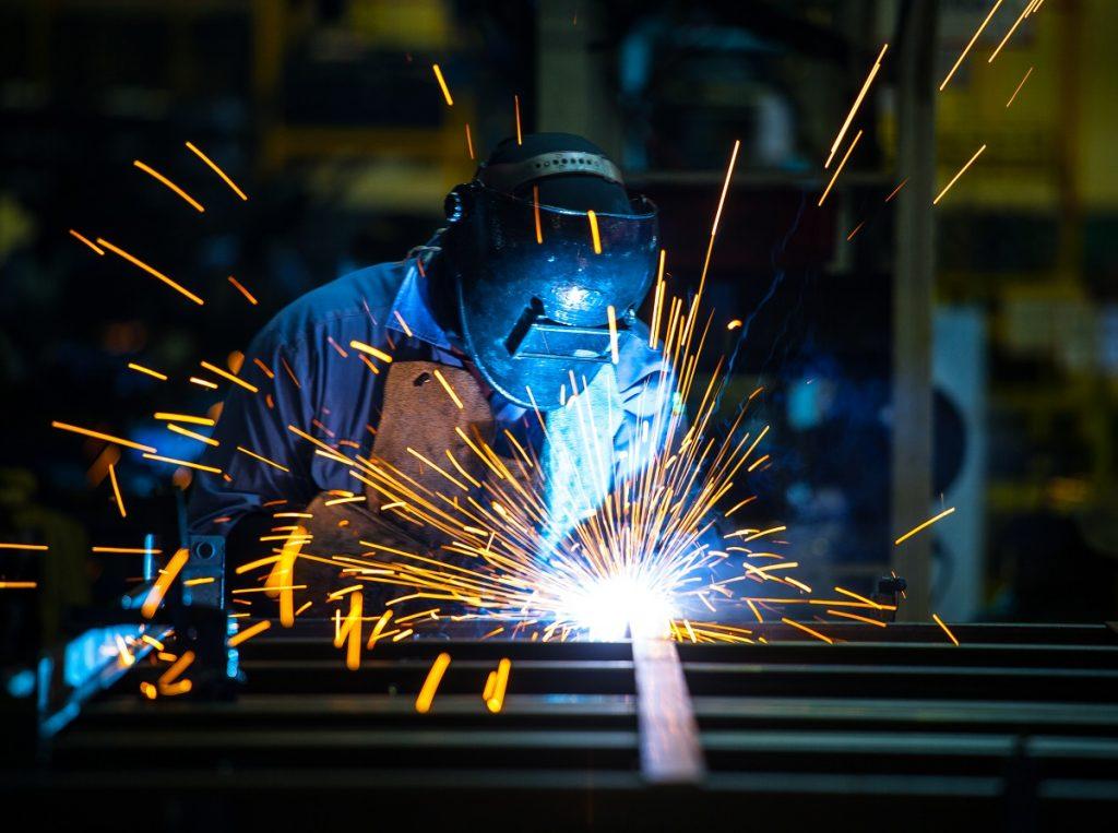 maintenance of heavy equipment