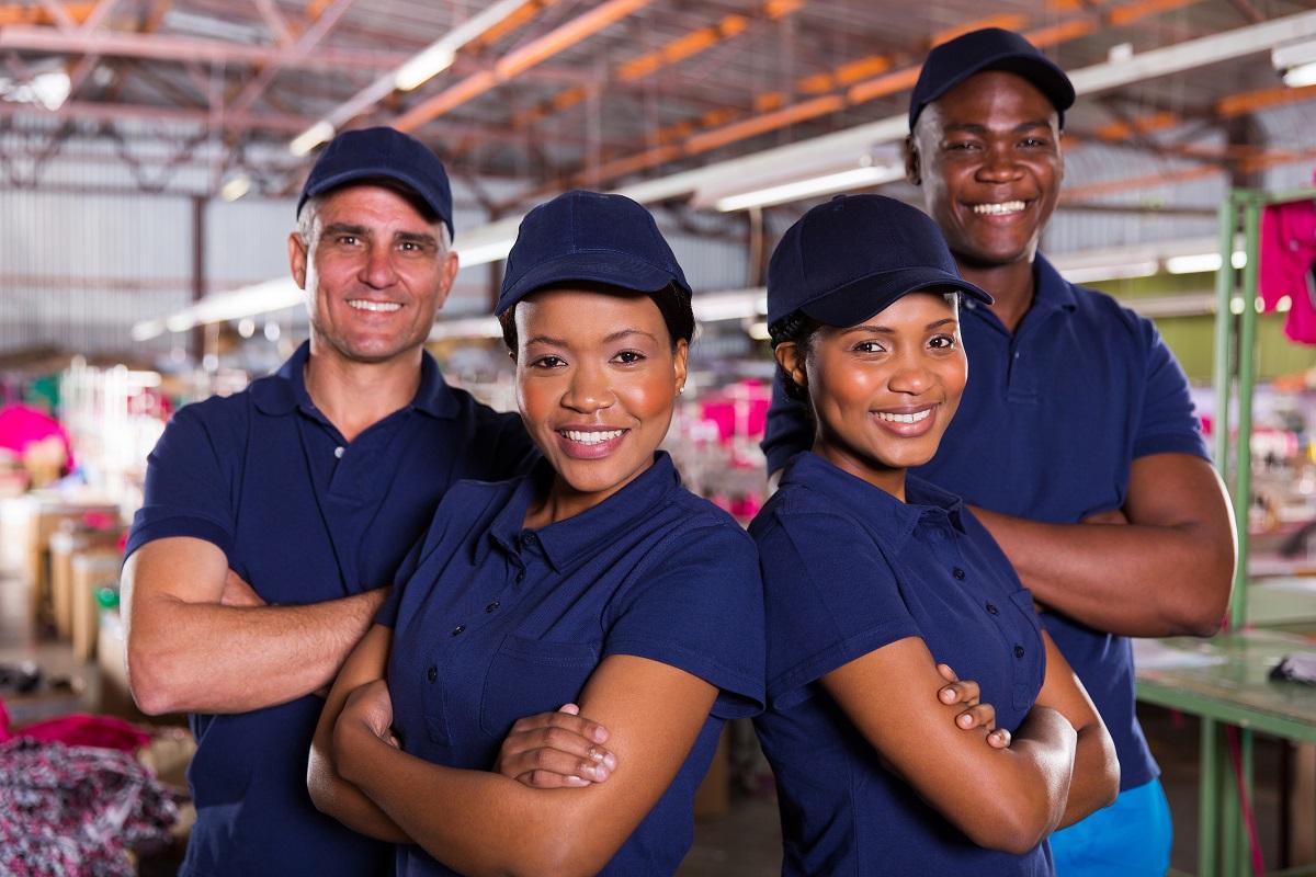 manufacture team