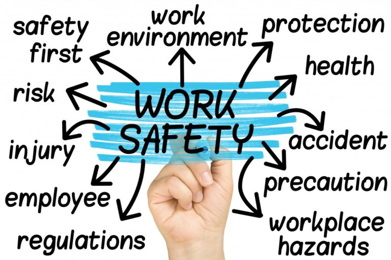 work safety guidelines